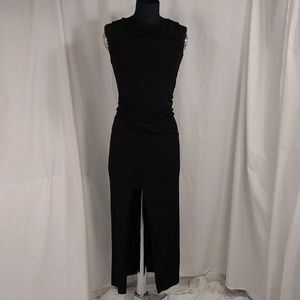 Helmut Lang S/P USA made Black dress Bodycon Fit